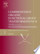 Comprehensive Organic Functional Group Transformations Ii