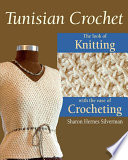 Tunisian Crochet : www.styledbykristin.com