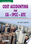 Cost Accounting For CA IPCC ATC