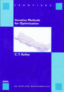Iterative Methods for Optimization