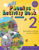 Jolly Phonics Activity Book 2  in Print Letters