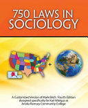 750 Laws in Sociology