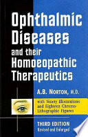 Ophthalmic Diseases and Therapeutics