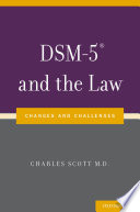 DSM 5 and the Law