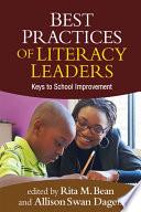 Best Practices of Literacy Leaders