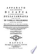 Apparato alle antichit   di Capua