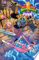 Mighty Morphin Power Rangers  Pink  4