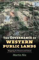The Governance of Western Public Lands