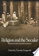 Religion And The Secular book