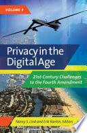 Privacy In The Digital Age 21st Century Challenges To The Fourth Amendment 2 Volumes