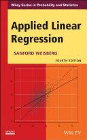 Applied Linear Regression