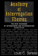 Anatomy of Interrogation Themes