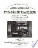 Dictionnaire de l Acad  mie Fran  aise