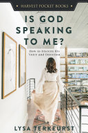 Is God Speaking to Me? Book