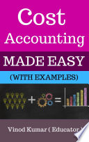 Cost Accounting eBook