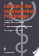 Psychologie in der Neurologie