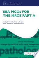 Sba Mcqs For The Mrcs