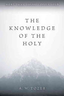 download ebook the knowledge of the holy pdf epub