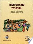 Diccionario Tz utujil