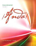 Anda  Curso Elemental   MySpanishLab With Etext