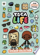 Toca Life Sticker Collection  Toca Boca