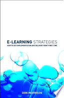 E learning Strategies