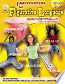 Jumpstarters For Figurative Language Grades 4 8