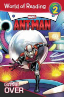 World Of Reading Ant Man Game Over