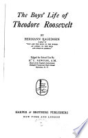 The Boys  Life of Theodore Roosevelt