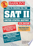 Barron s how to Prepare for the SAT II