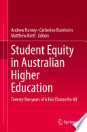 Student Equity in Australian Higher Education
