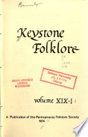 Keystone Folklore