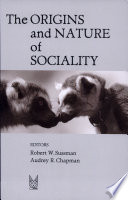 illustration The Origins and Nature of Sociality