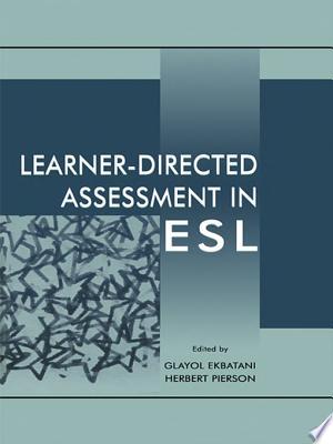 Learner-directed Assessment in Esl - ISBN:9781135675516