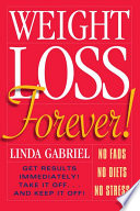 Weight Loss Forever  Book PDF