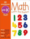 Math  Pre K