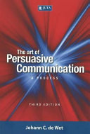 The Art of Persuasive Communication