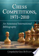 Chess Competitions  1971 2010