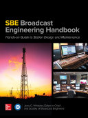 download ebook the sbe broadcast engineering handbook: a hands-on guide to station design and maintenance pdf epub