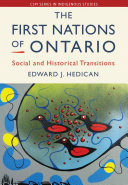 The First Nations of Ontario