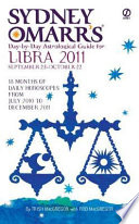 Sydney Omarr s Day By Day Astrological Guide for the Year 2011  Libra
