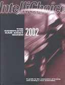 The Complete Car Cost Guide 2002