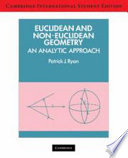 Euclidean and Non Euclidean Geometry International Student Edition
