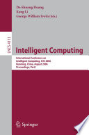 International Conference on Intelligent Computing: Intelligent computing