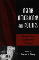 Asian Americans and Politics