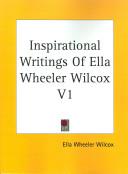 Inspirational Writings of Ella Wheeler Wilcox