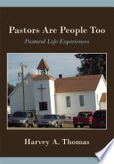 Pastors Are People Too