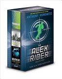 The Alex Rider Collection book