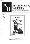 AB Bookman s Weekly