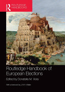 Routledge Handbook of European Elections
